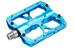 Reverse Escape bmx pedalen blauw